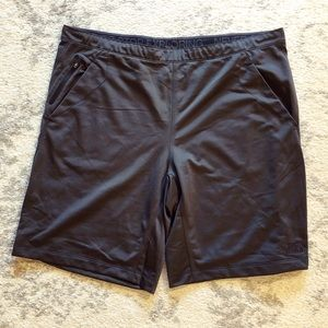 Charcoal gray Men's Never Stop athletic shorts